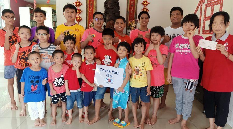 Amitabha Buddhist Orphanage
